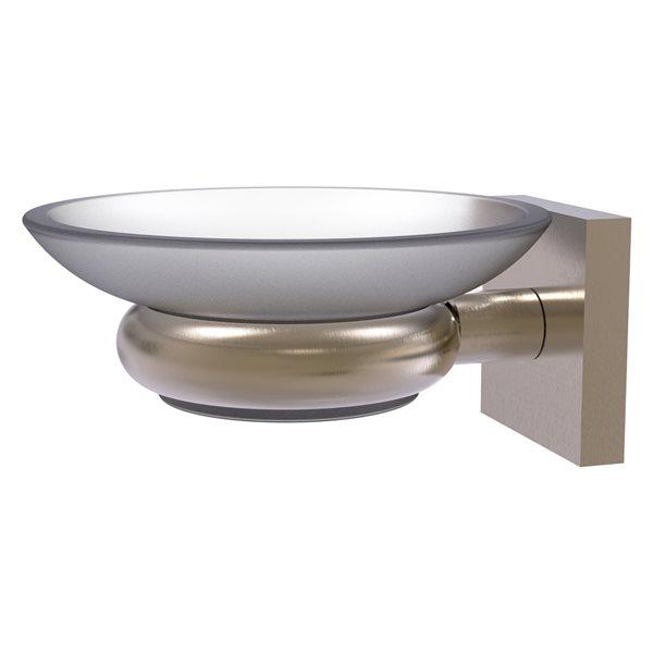 Allied Brass Montero Antique Pewter Brass Soap Dish
