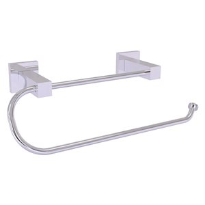 Allied Brass Montero Polished Chrome Metal Mounted Paper Towel Holder