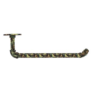Allied Brass Metal Wall-Mounted Military Paper Towel Holder
