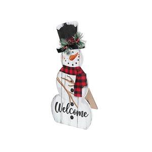IH Casa Decor Snowman 17-in H Christmas Decoration