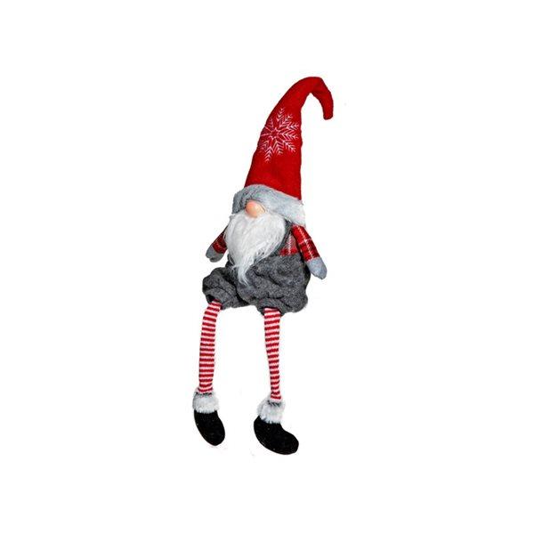 Décoration de Noël IH Casa Decor gnome assis