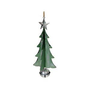 IH Casa Decor Green Tree Ornament Set - 4-Pack