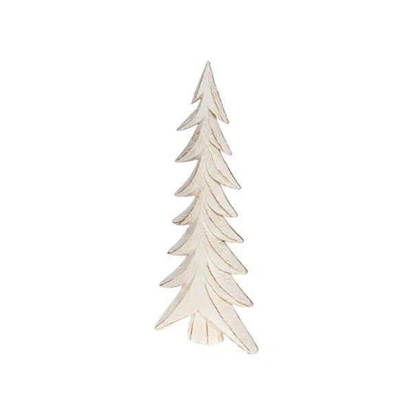 Décoration de Noël IH Casa Decor arbre de Noël blanc de 20po h.