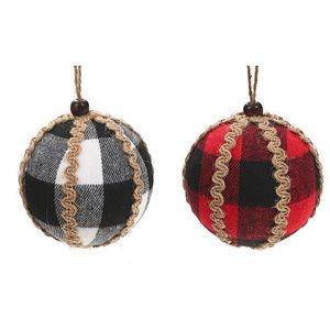 IH Casa Decor Multicolour Assorted Ornament Set - 12-Pack