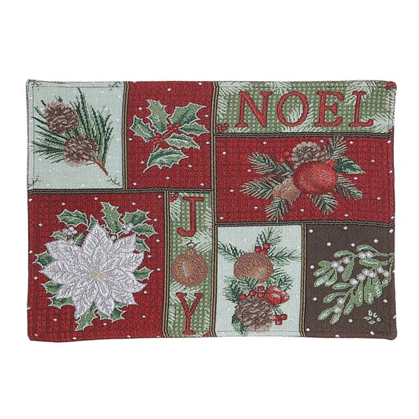 IH Casa Decor Fitted 54-in Christmas Tapestry Runner