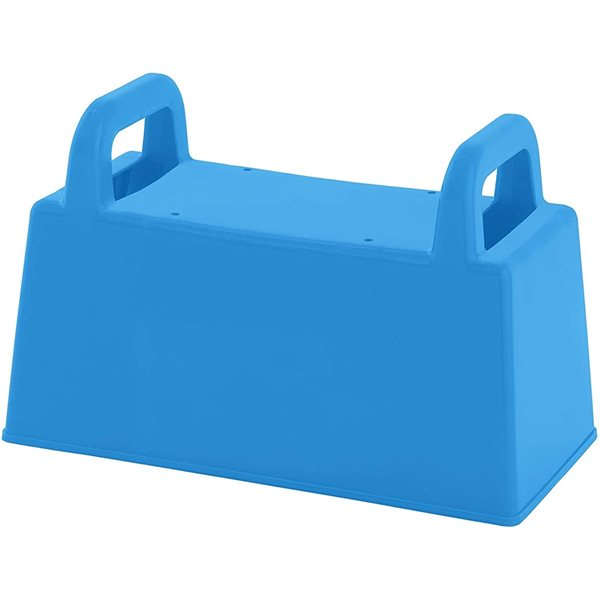 Superio Blue Sand Toy Block Mould