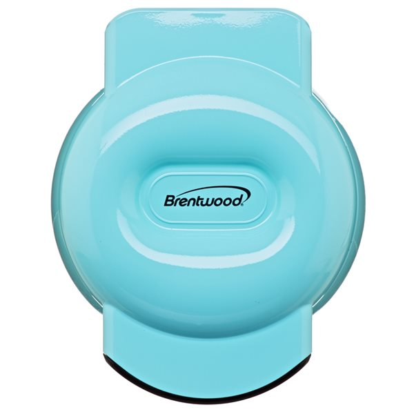 Brentwood Blue Non-Stick Waffle5-in Bowl Maker