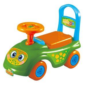 Rugged Racers Dinosaur Kids Ride-On Car