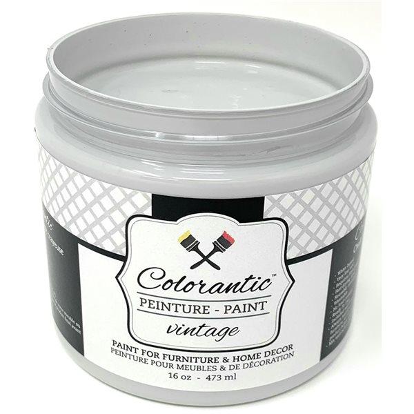Colorantic Volcano Medium Grey Chalk-Based Paint (Trial Size)