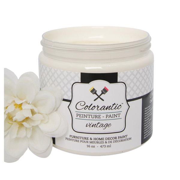 Colorantic Vintage Cream Buttercream Chalk-Based Paint (Trial Size)