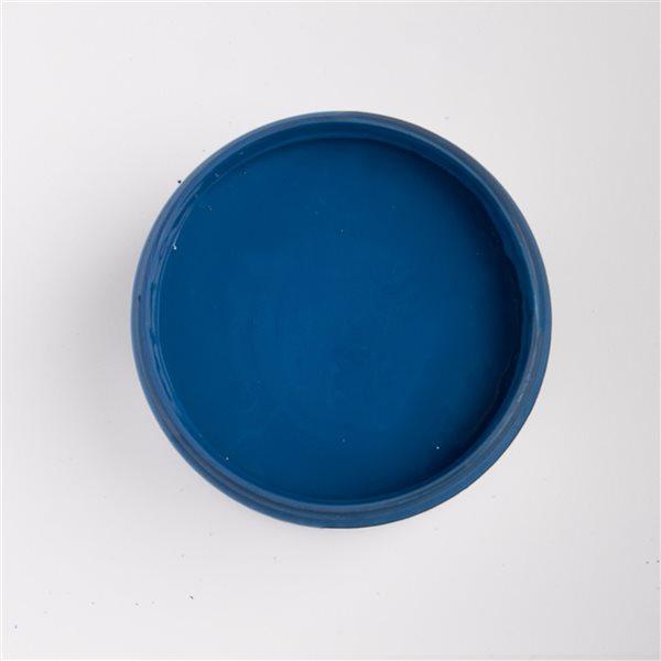 Peinture à la craie Orage d'été par Colorantic, bleu royal, 1 L