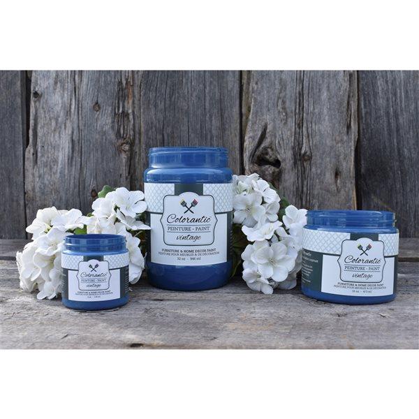 Colorantic Summer Storm Royal Blue Chalk-Based Paint (Gallon Size)