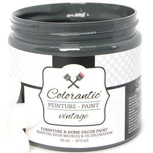 Colorantic Acai Berry Charcoal Black Chalk-Based Paint (Trial Size)