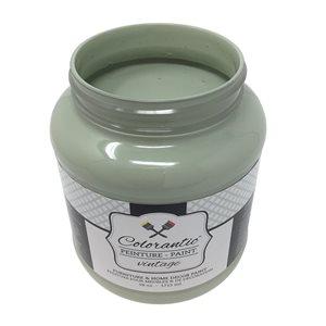 Colorantic Sage Green/Grey Chalk-Based Paint (Half-Gallon)