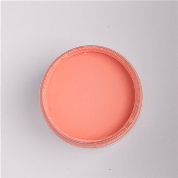Peinture à la craie Pamplemousse par Colorantic, rose corail, 1/2 gal