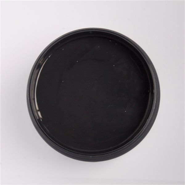 Peinture à la craie Nuit par Colorantic, noir, échantillon