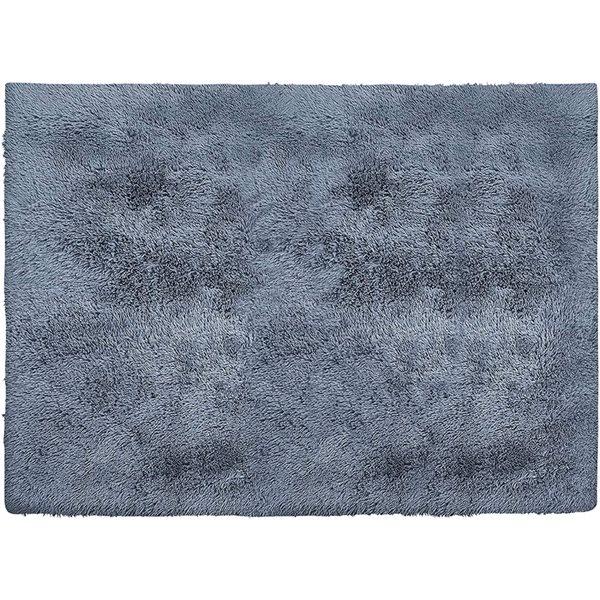 Tapis Super Soft gris abstrait de 5 x 7 par Rug branch