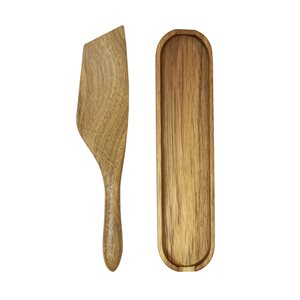 Mad Hungry Brown Spurtle Set - 2-Piece
