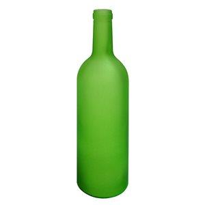 Epicureanist Glass Wine Bottle Light Cover-Green