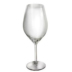 Epicureanist Illuminati 21 Oz. Red Wine Glasses - Set of 6