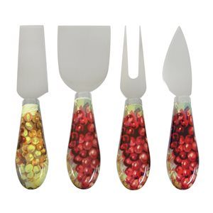 Epicureanist Sonoma Cheese Knives (Set of 4)