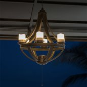 Sunjoy Francis LED Chandelier