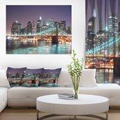 New York Skyscrapers Canvas Print- 40