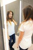 Verano Mirror with LED Lighting - 65