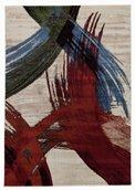 Tapis Anna, 5' x 8', multicoloré