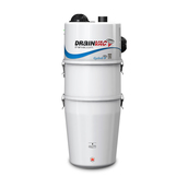 Cyclonik Central Vacuum System - Bagless - 46 L