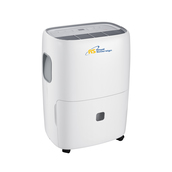 Royal Sovereign Dehumidifier with Auto-Pump - 33.1 L - White