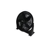 Royal Sovereign Floor Fan - 20-inch - Black