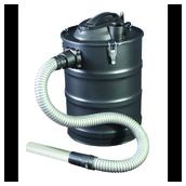 Aspirateur à cendres de US Stove Company, 2 hp, métal, noir