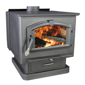US Stove Company Wood Stove with Blower - 3000 sq. ft.
