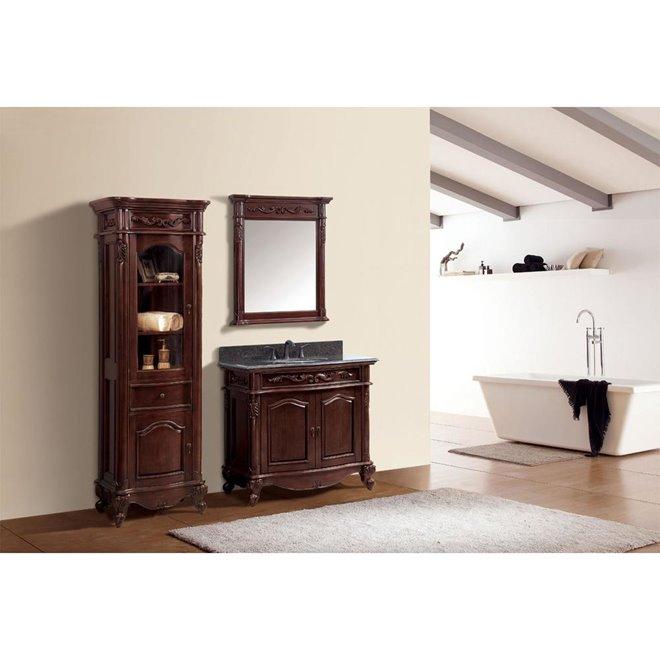 Miroir Pour Salle De Bain Provence Avanity 30 Cerise
